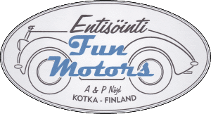 Fun Motos Oy - Logo Text